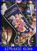 Natale: Le calze- schemi e link-vermillion-stitchery-angel-stocking-jpg