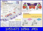 Bordi per bambini (lenzuolini ed altro) schemi e link-farfalle-jpg