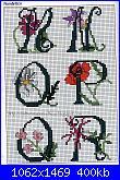 Alfabeti  fiori ( Vedi ALFABETI ) - schemi e link-alfabeto-rom%C3%A2ntico-2-jpg