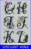 Alfabeti  fiori ( Vedi ALFABETI ) - schemi e link-alfabeto-rom%C3%A2ntico-1-jpg