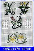 Alfabeti  fiori ( Vedi ALFABETI ) - schemi e link-alfabeto-rom%C3%A2ntico-4-jpg