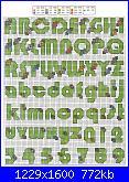 Alfabeti  fiori ( Vedi ALFABETI ) - schemi e link-piccoli-fiori-3-jpg