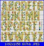 Alfabeti  fiori ( Vedi ALFABETI ) - schemi e link-piccoli-fiori-1-jpg