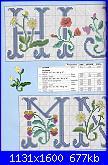 Alfabeti  fiori ( Vedi ALFABETI ) - schemi e link-fiori-delicati-2-jpg