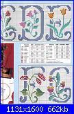 Alfabeti  fiori ( Vedi ALFABETI ) - schemi e link-fiori-delicati-1-jpg