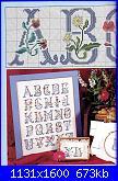 Alfabeti  fiori ( Vedi ALFABETI ) - schemi e link-fiori-delicati-jpg