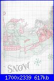 NATALE: I sottoalbero - schemi e link-08-618-snow-carolers-tree-skirt-3-jpg