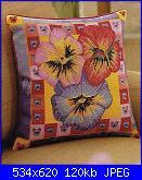 Cuscini,Pillows,Almofadas,Coussins* - schemi e link-002109-jpg