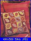 Cuscini,Pillows,Almofadas,Coussins* - schemi e link-foglie-dautunno-4-jpg