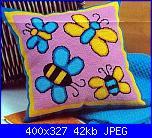 Cuscini,Pillows,Almofadas,Coussins* - schemi e link-9-jpg
