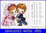 Schemi matrimonio - schemi e link-sposini-2-jpg