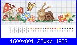 Bordi per bambini (lenzuolini ed altro) schemi e link-005_bosco_shema_u-1-jpg