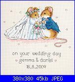 Schemi matrimonio - schemi e link-mouse-wedding-jpg