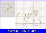 Schemi matrimonio - schemi e link-champagne-stitch-jpg