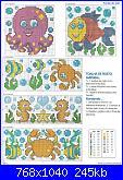 Bordi per bambini (lenzuolini ed altro) schemi e link-accappatoio-2-jpg