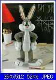 Cerco schemi pupazzi disney all'uncinetto-bugs-bunny-2-jpg