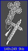 Cerco schemi con croci.-crossbookmarks-jpg