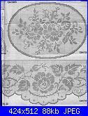 Cerco schema rotondo rose filet x inserto tenda-lina416-jpg
