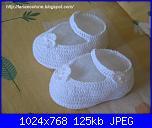 Cerco questo schema x scarpette bebè-ballerine_xtella-jpg