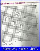 Cerco schemi x trittici filet camera da letto.-1-jpg