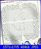 Cerco schemi x trittici filet camera da letto.-2-jpg
