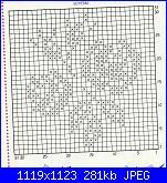 Cerco schemi x trittici filet camera da letto.-4-jpg