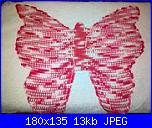 Ed ecco a voi l'ultimo dei miei lavori - clem1987-farfalla-jpg
