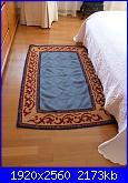 Uncinetto,  antica passione-manulella-tappeto-camera-jpg