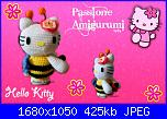 I lavori di Guapa86 ^_^-hello-kitty-apina-jpg