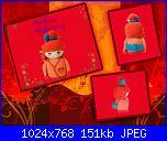 I lavori di Guapa86 ^_^-kokeshi-rossa-jpg