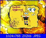 I lavori di Guapa86 ^_^-spongebob-portachiavi-jpg