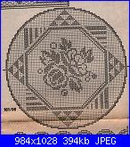 Centrotavola filet e non-b181-06b-jpg