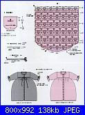 """ Moda bimbi da 0 a 3 anni...""-vestitino-pallini-rosa-4-jpg"
