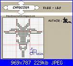 Schemi di JRosa ( uncinetto a filet )-horoszkop-jpg