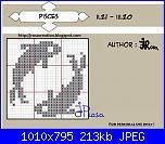 Schemi di JRosa ( uncinetto a filet )-horoszkop3-jpg