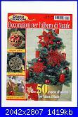"""Rivista """"Diana speciale-Decorazioni per l'albero di Natale""""-pag1-copertina-jpg"""