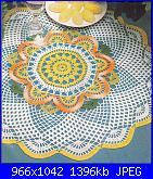 Collezione Mayumi l'originale-centrino-multicolore-1-jpg
