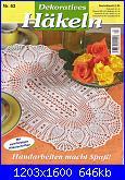 "Rivista: ""Diana Dekorative Hakeln - Uncinetto Decorativo"" n. 63/2005.-bild001-jpg"