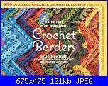 Around the corner - crochet borders- Edie Eckman-crochet%252520borders_page_001-jpg