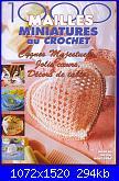 1000 mailles- miniatures au crochet - cygnes majesteux, jolies coeurs, decors table-1000-mailles-miniatures-jpg