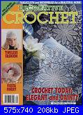 Decorative Crochet 95 - Settembre 2003-decorative-crochet-95-settembre-2003-jpg