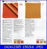 Arte e tecnica dell'uncinetto. 200 moduli quadrati-immagine027-jpg