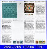 Arte e tecnica dell'uncinetto. 200 moduli quadrati-immagine035-jpg