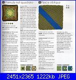 Arte e tecnica dell'uncinetto. 200 moduli quadrati-immagine042-jpg