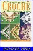 Trabalhos em Crochè (bordi con angoli)-capa-jpg