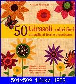 *La Libreria dell'Uncinetto*-50-girasoli-altri-fiori-libro-jpg