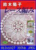 """Rivista """"Yoko Suzuki-Laces 497""""-00-jpg"""