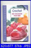 """Rivista """"Scapette neonato a uncinetto""""-crochet-des-chaussons-pour-bebe_28s-jpg"""