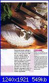 """Rivista """"I centrini più belli Diana-Creazioni autunno 1990""""-immagine-9-jpg"""