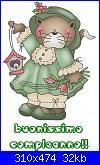 Auguri a: Perlipaola, Vero, M3m0l3 e Minù-gattina-vestita-di-verde-jpg